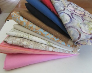 Stash fabric
