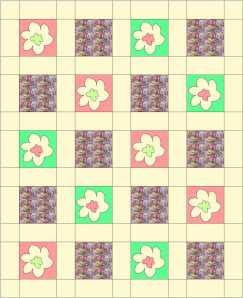 Niece quilt 1