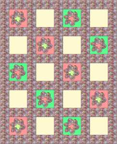 Niece quilt 2